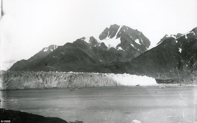 Muir Inlet, Alaska, 13 August 1941 worldwartwo.filminspector.com