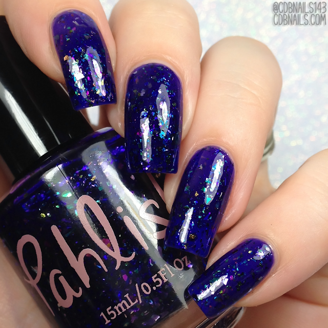 Pahlish-Ghost With The Most