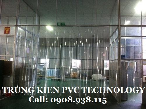 Màng nhựa PVC ngăn côn trùng Công ty TNHH Hưng Dụ Plastic
