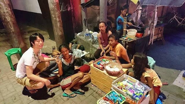 Turis Jepang ini kerap kembali ke Filipina Hanya untuk Hal yang mengejutkan