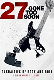Watch 27: Gone Too Soon Online Free 2018 Putlocker