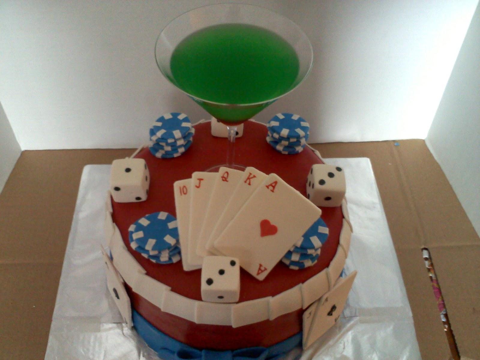 King Cake Jello Shot Recipe: Two King's Cakery: 21st Bday Cake (Gambling And Drinking