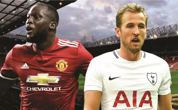 Manchester United face Tottenham in Saturday's early kick-off at Old Trafford