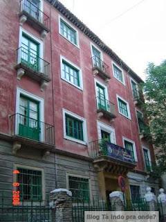 prédio da escola