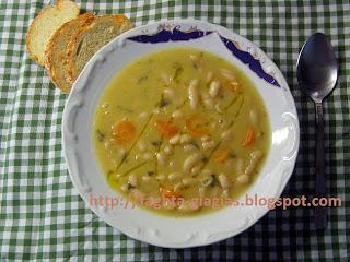 Τα φαγητά της γιαγιάς - Φασολάδα παραδοσιακή