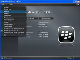 Cara Backup Semua Data Blackberry Ke Komputer