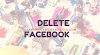 I want to Delete My Facebook account permanently Or Deactivate Fb Profile Temporarily