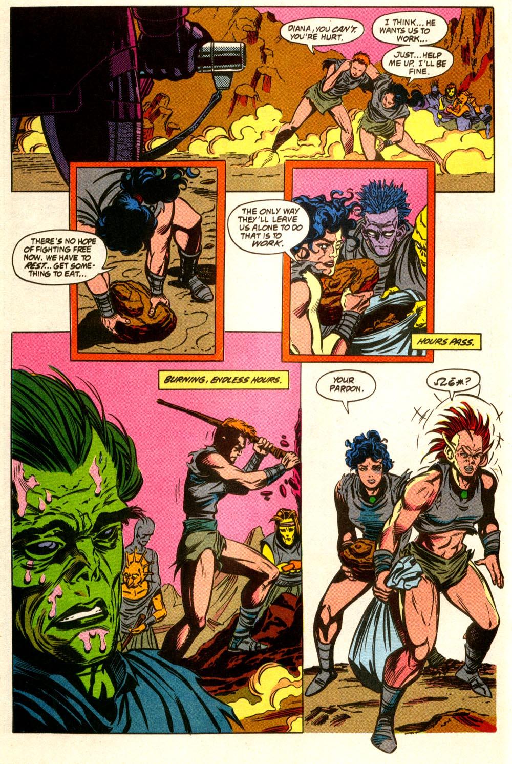 Read online Wonder Woman (1987) comic -  Issue #67 - 16