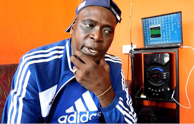 """VIDEO: Juma Pondamali """"Mensa"""" akijieleza kuhusu soka tangu akiwa na miaka 13"""