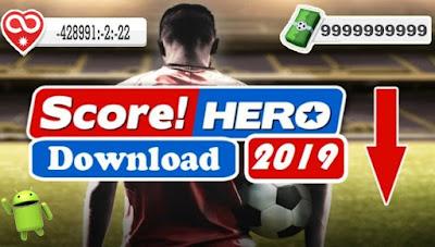 Score! Hero Apk + Mod (Unlimited Money) Download Offline