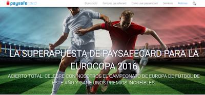 paysafecard gana saldo para apuestas y disfruta estrellas de la Eurocopa 2016