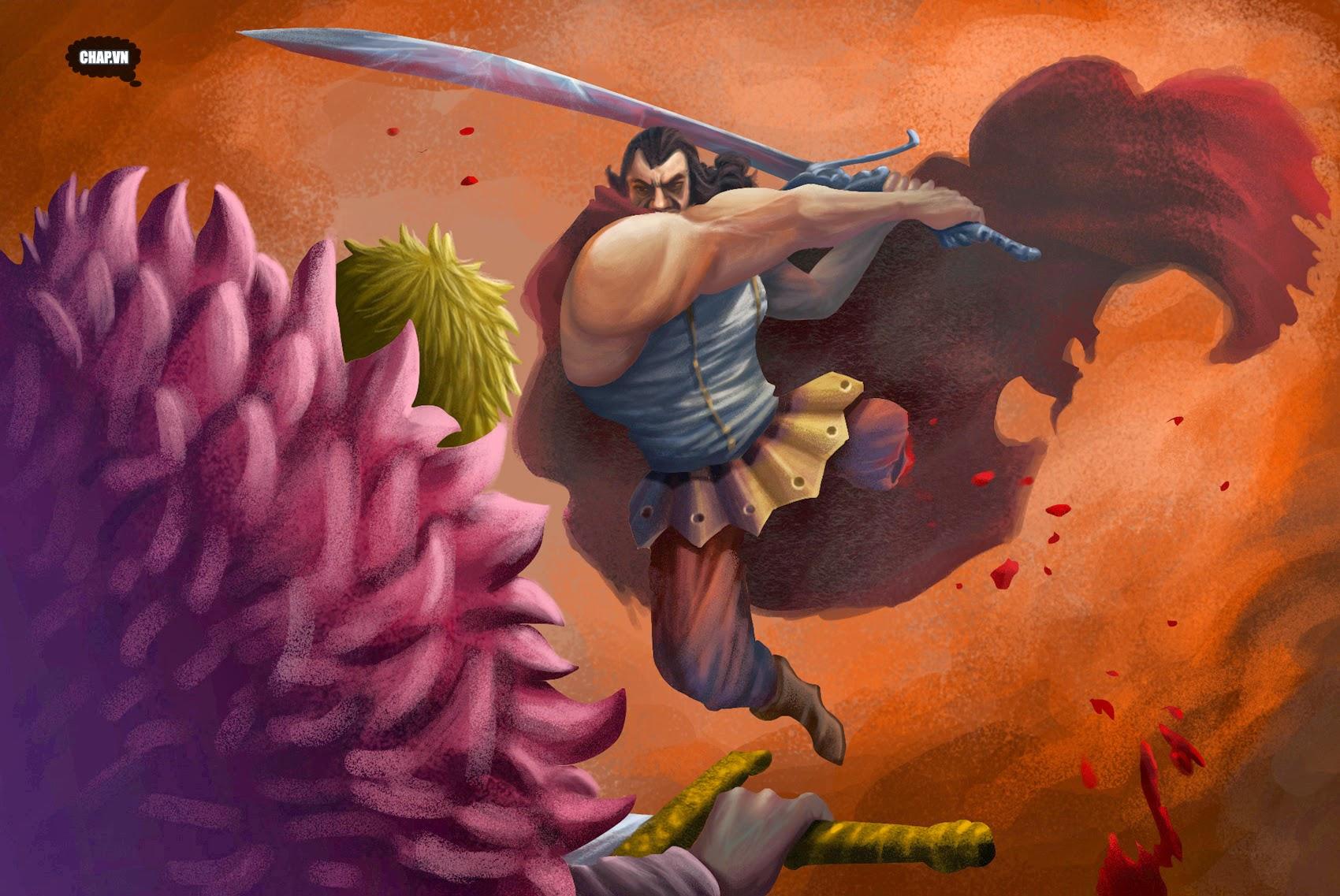 One Piece Chap 743 - Truyen.Chap.VN