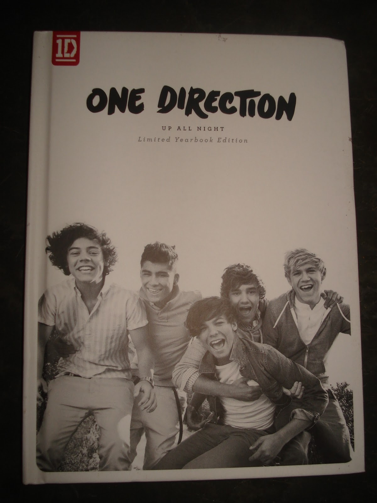 CD: One Direction - Up All Night (Limited Yearbook Edition ...