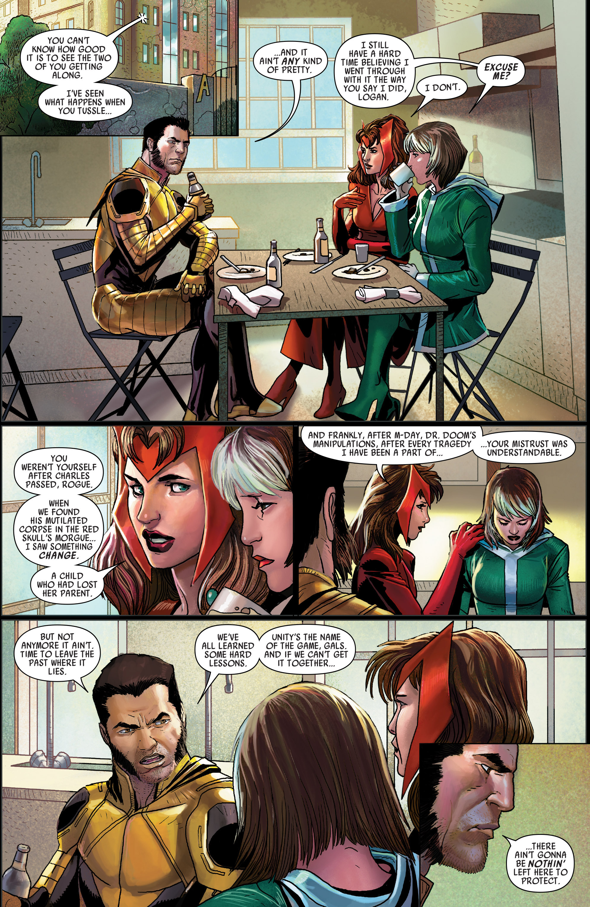 Read online Uncanny Avengers (2012) comic -  Issue #24 - 6