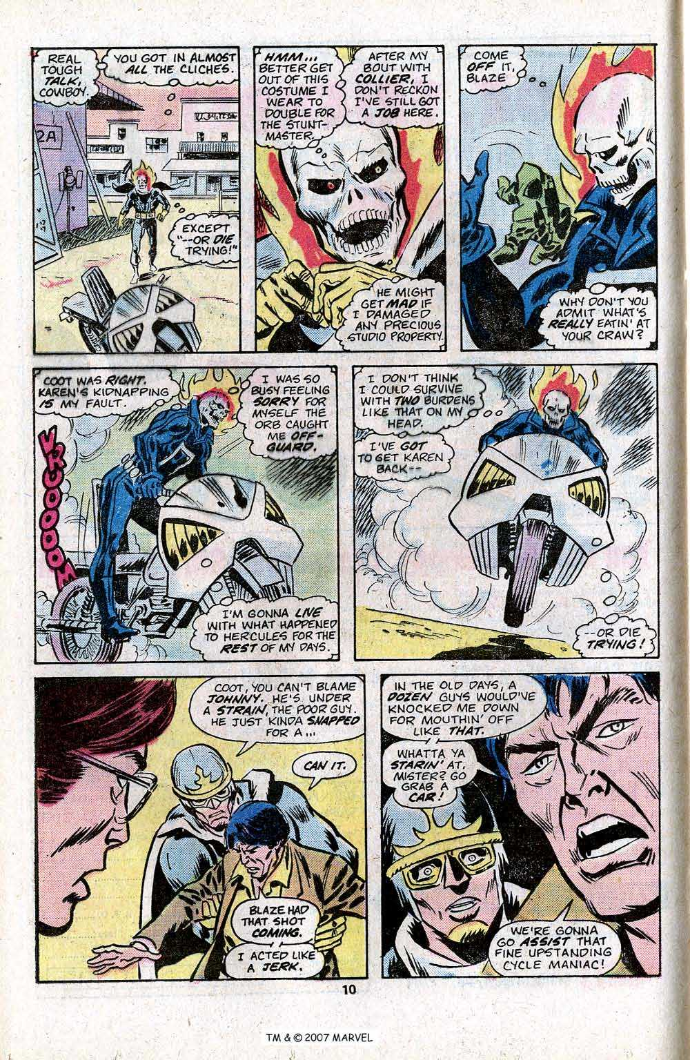 Ghost Rider (1973) Issue #15 #15 - English 12