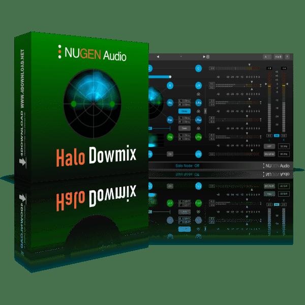 NUGEN Audio Halo Downmix v1.4.0.2 Full version