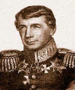 Иван Федорович Крузенштерн, первый российский мореплаватель сумевший обогнуть земной шар