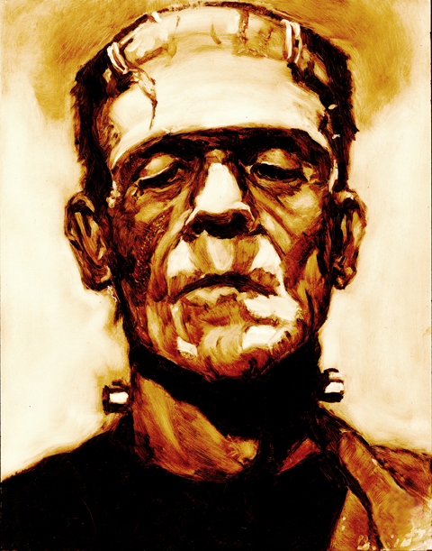 How Frankenstein saved humankind from probable extinction