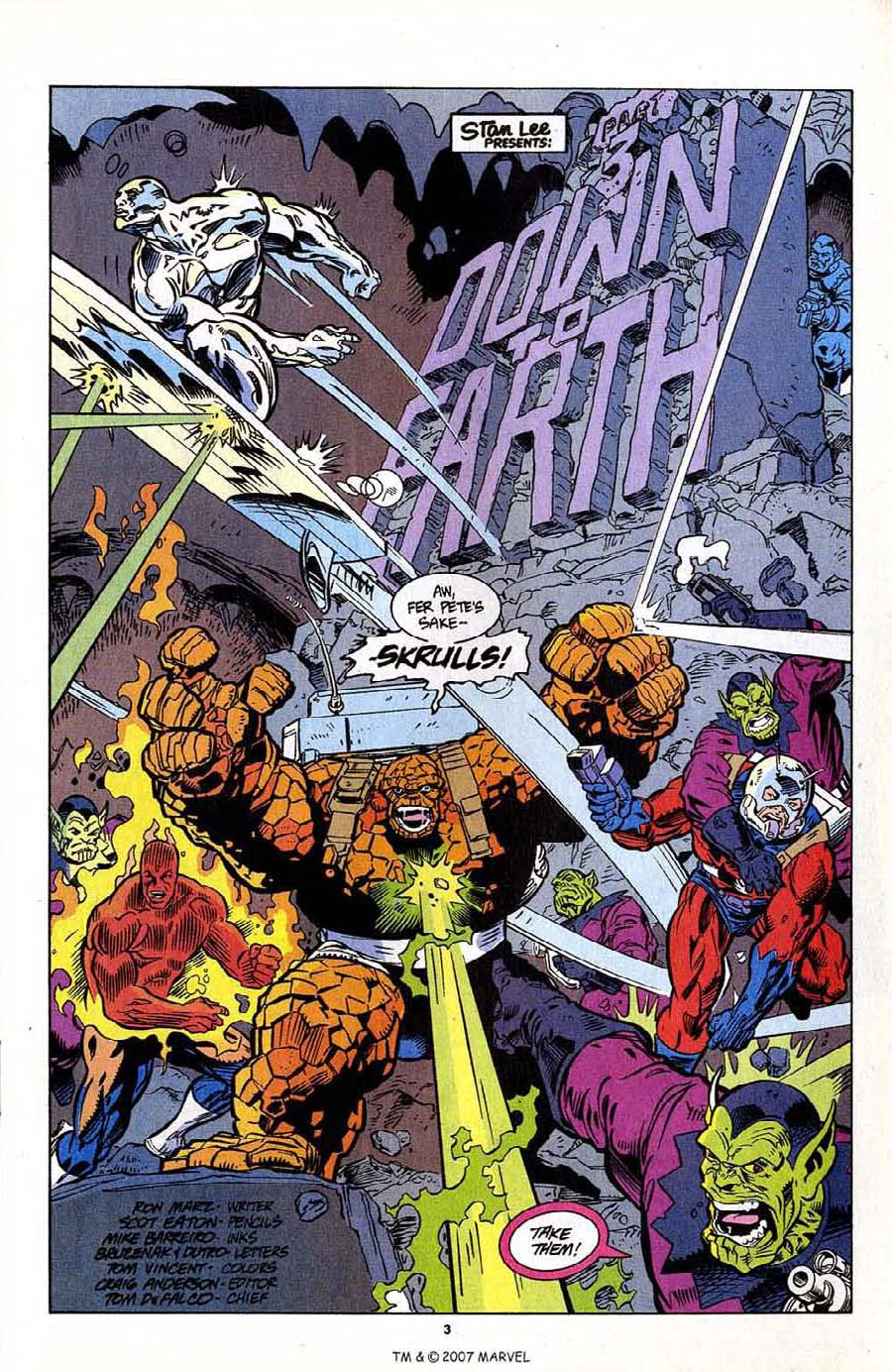 Read online Silver Surfer (1987) comic -  Issue #95 - 5
