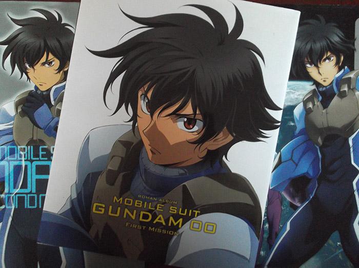 ROMAN ALBUM DIGEST ⑥ Gundam OO