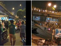 Breaking News! Terjadi Ledakan di Halte Busway Terminal Kampung Melayu Jakarta Timur!