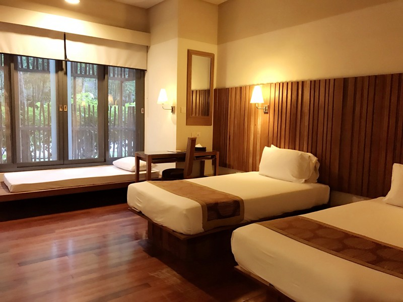 royal belum rainforest resort guest rooms review