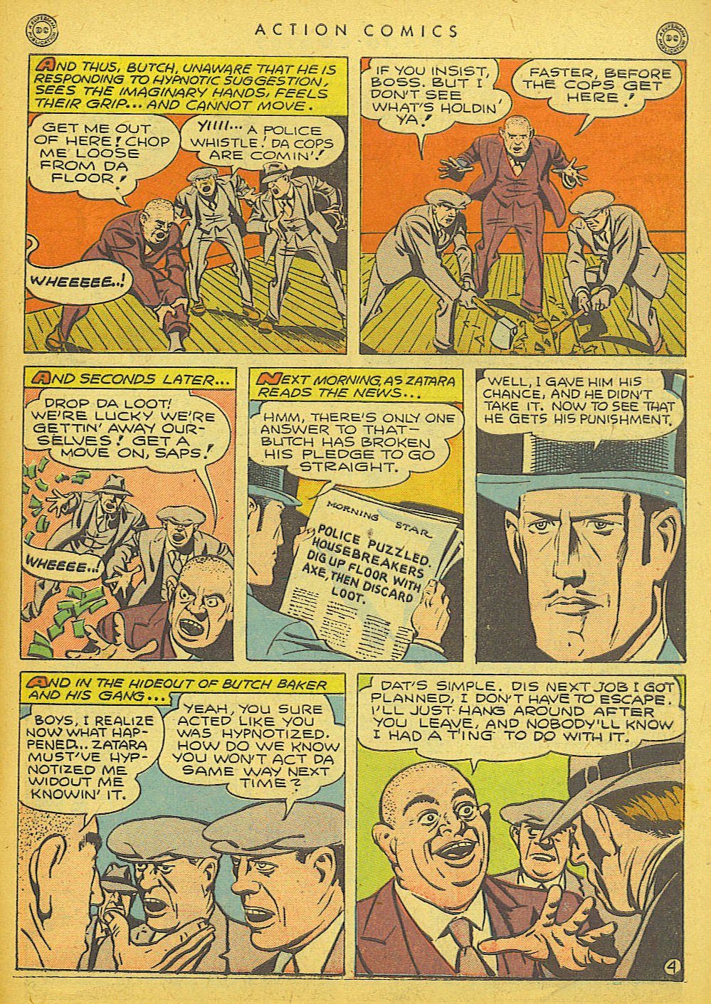 Read online Action Comics (1938) comic -  Issue #86 - 45