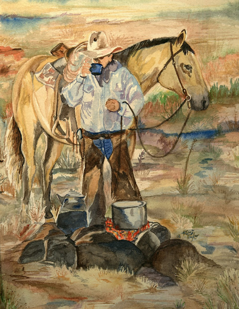 Outlaw Stories Of Wild West Art