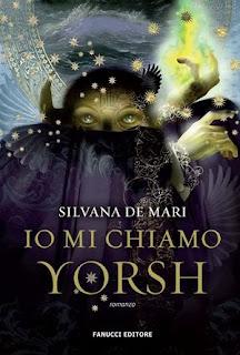 Copertina Io mi chiamo Yorsh, Silvana de Mari