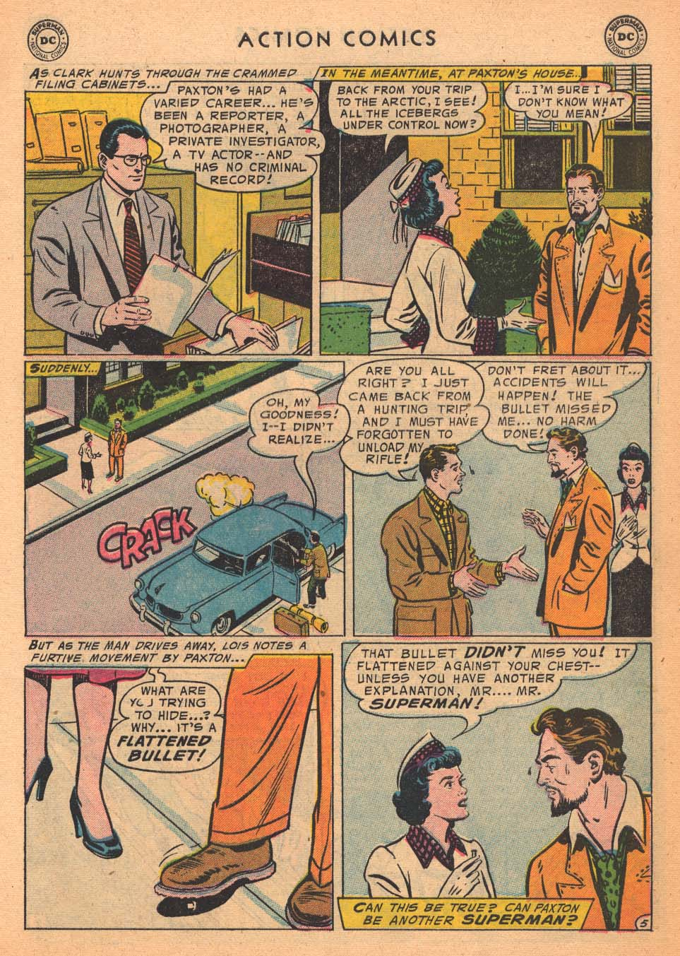 Action Comics (1938) 213 Page 6