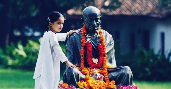 Gandhi Wallpapers With Quotes Happy Gandhi Jayanti Quotes In English With Images 2018