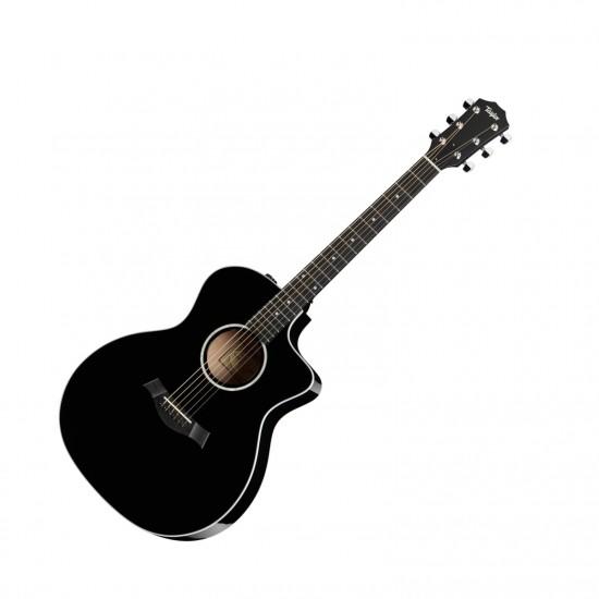 dan Guitar Taylor 214CE BK