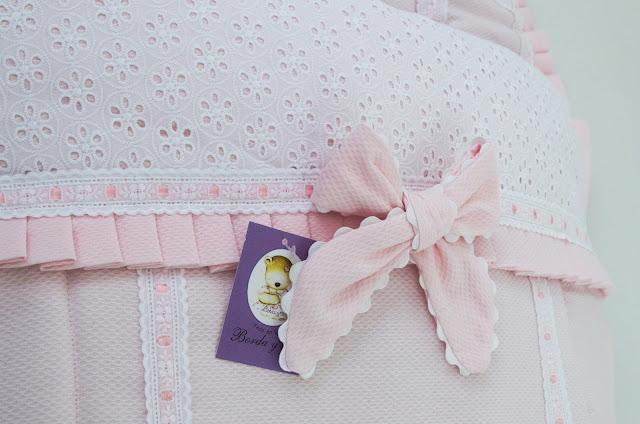 Saco silla Bébé Confort Elea rosa blanco