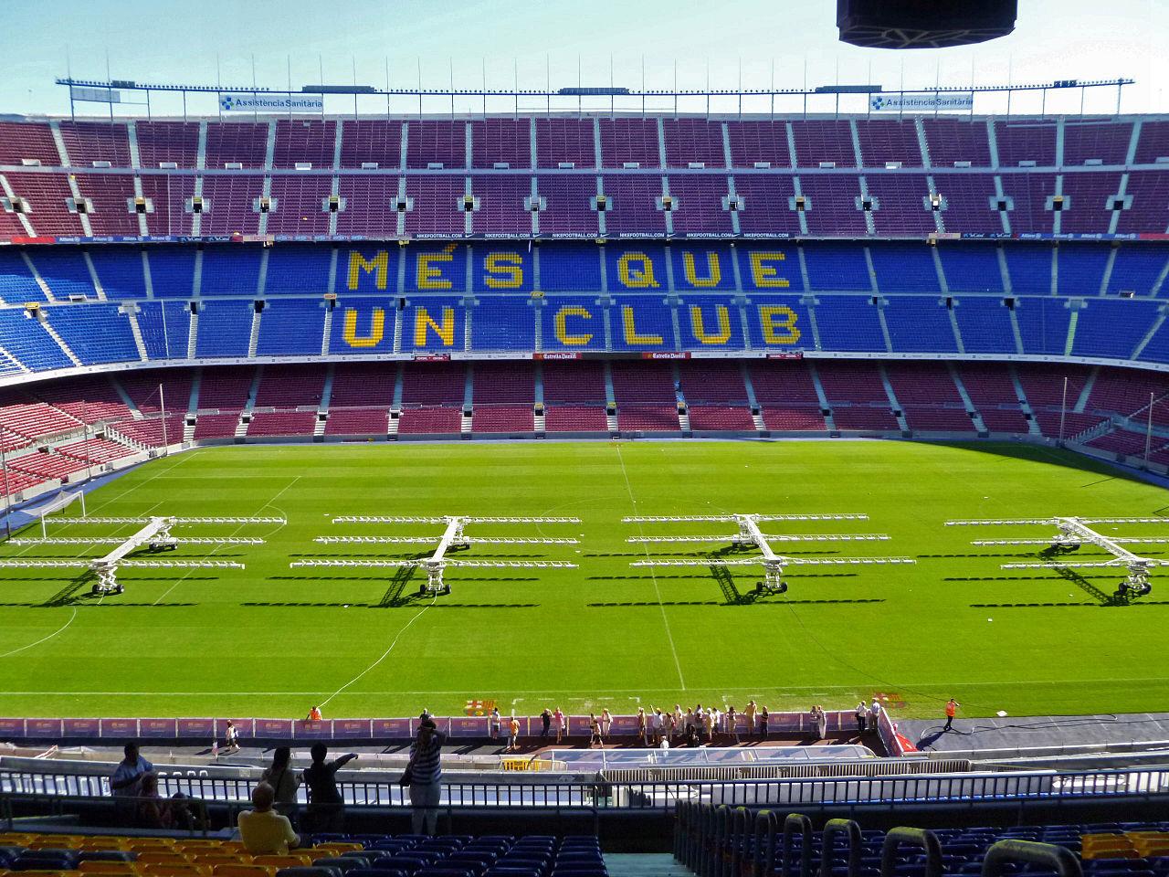 Imagen: Estadio Camp Nou