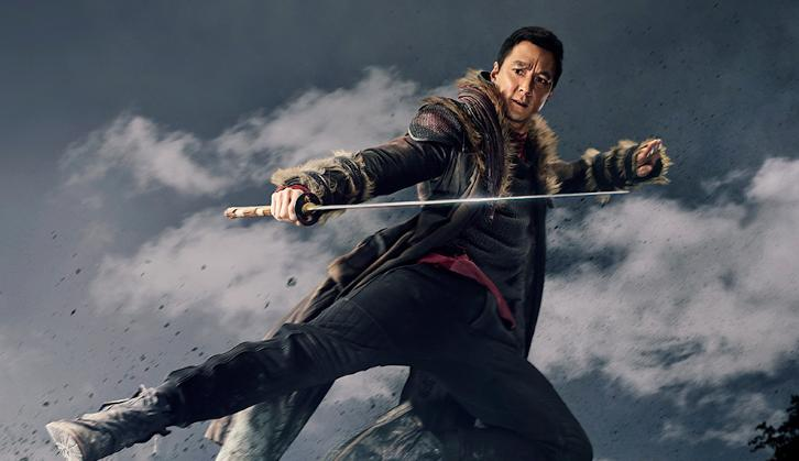 Into The Badlands Season  Promos Cast And Promotional Photos Featurettes Key Art Premiere Date
