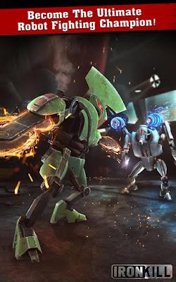 Iron Kill: Robot Games Apk v1.9.166 Mod