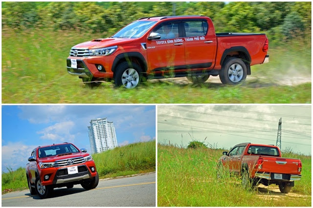 so sanh mazda bt50 vs toyota hilux 2016 2 - So sánh Toyota Hilux va Mazda BT-50 tại Việt Nam