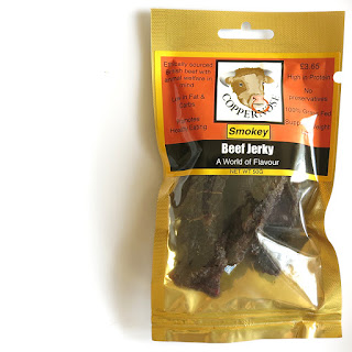 coppernose jerky