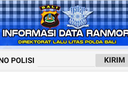 Ranmor Bali Aplikasi untuk Mengetahui Informasi Sepeda Motor Bali