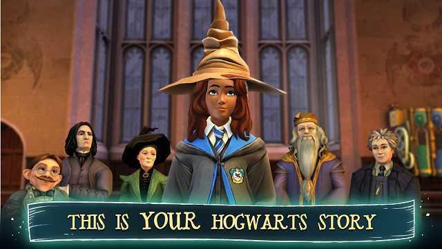 harry potter hogwarts mystery apk obb