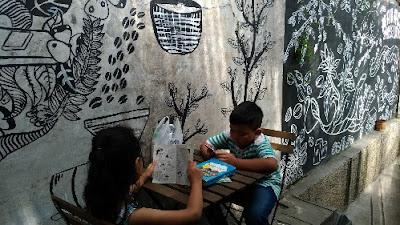 Maraca Books & Coffee Bogor