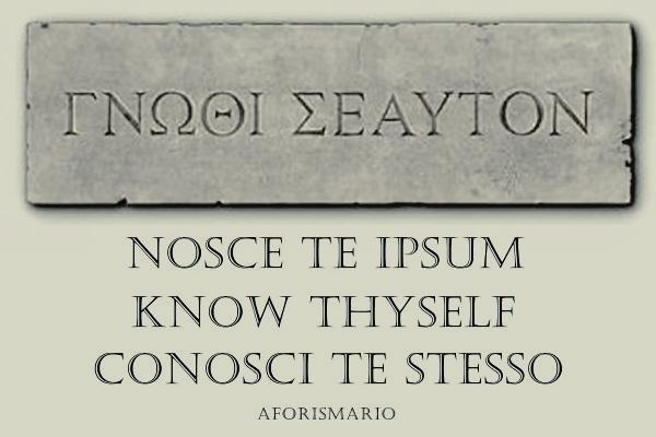 Frasi In Greco Antico Famose