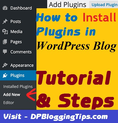DP Blogging Tips: Build Money Making Blog and Live Boss Free