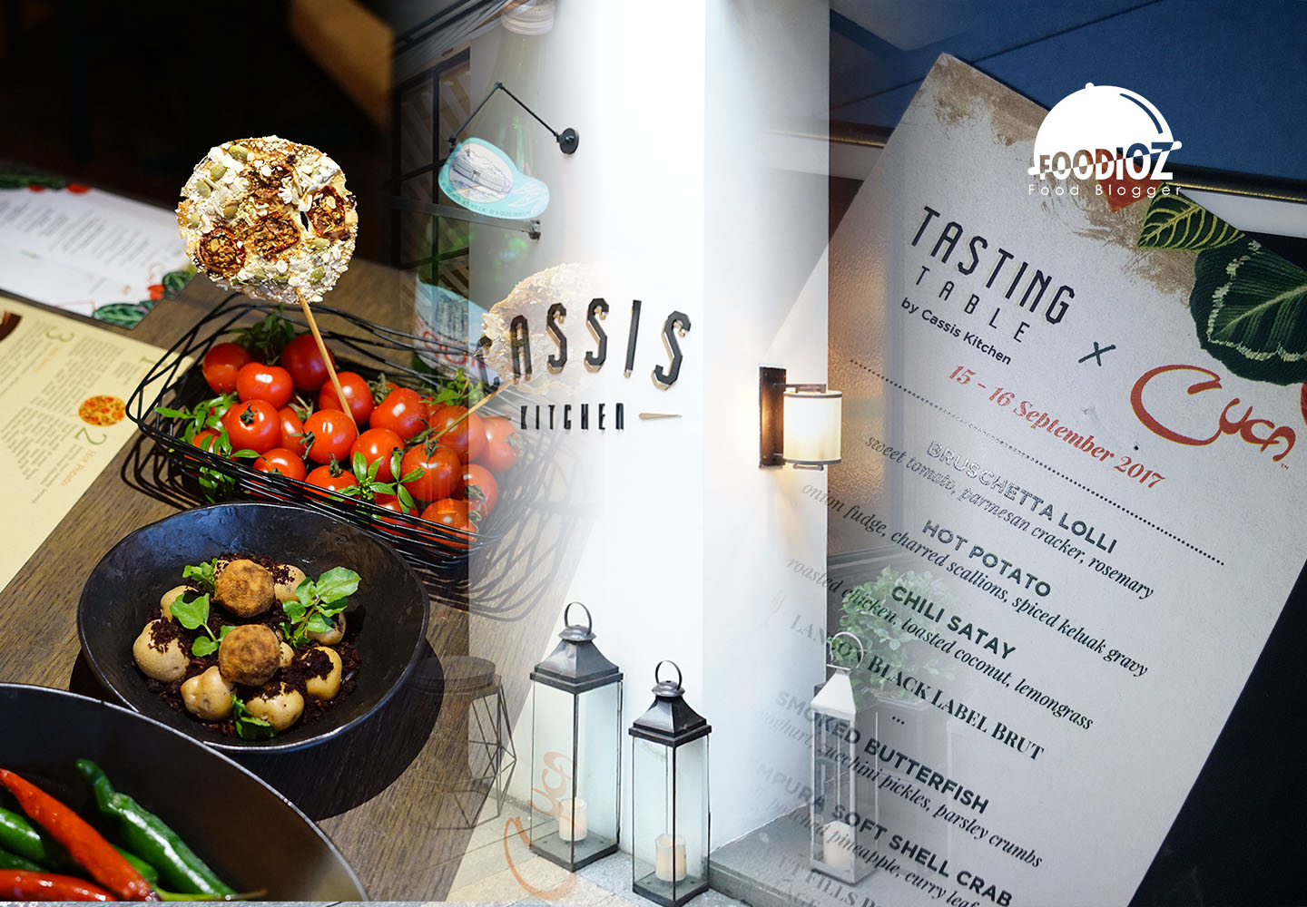 Cassis kitchen ft cuca tasting table central jakarta workwithnaturefo