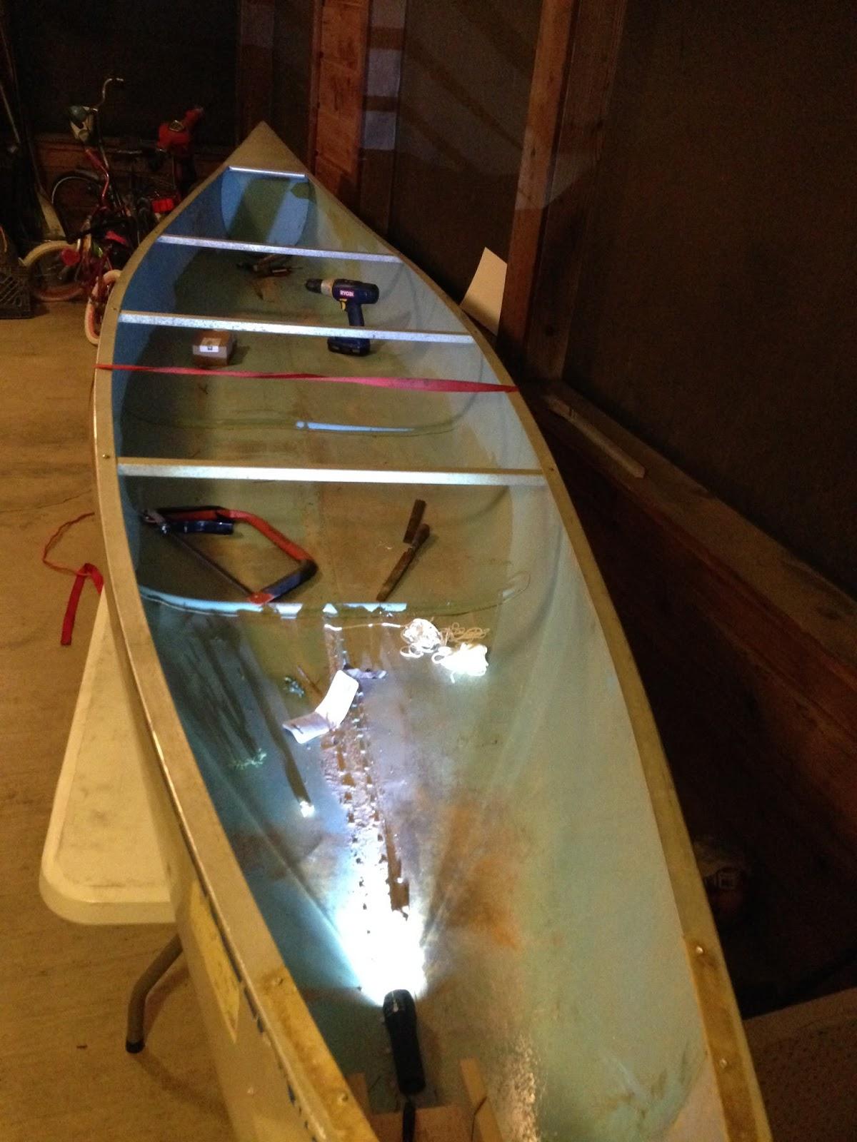Race To Seadrift: Rigging: Safari Rigging