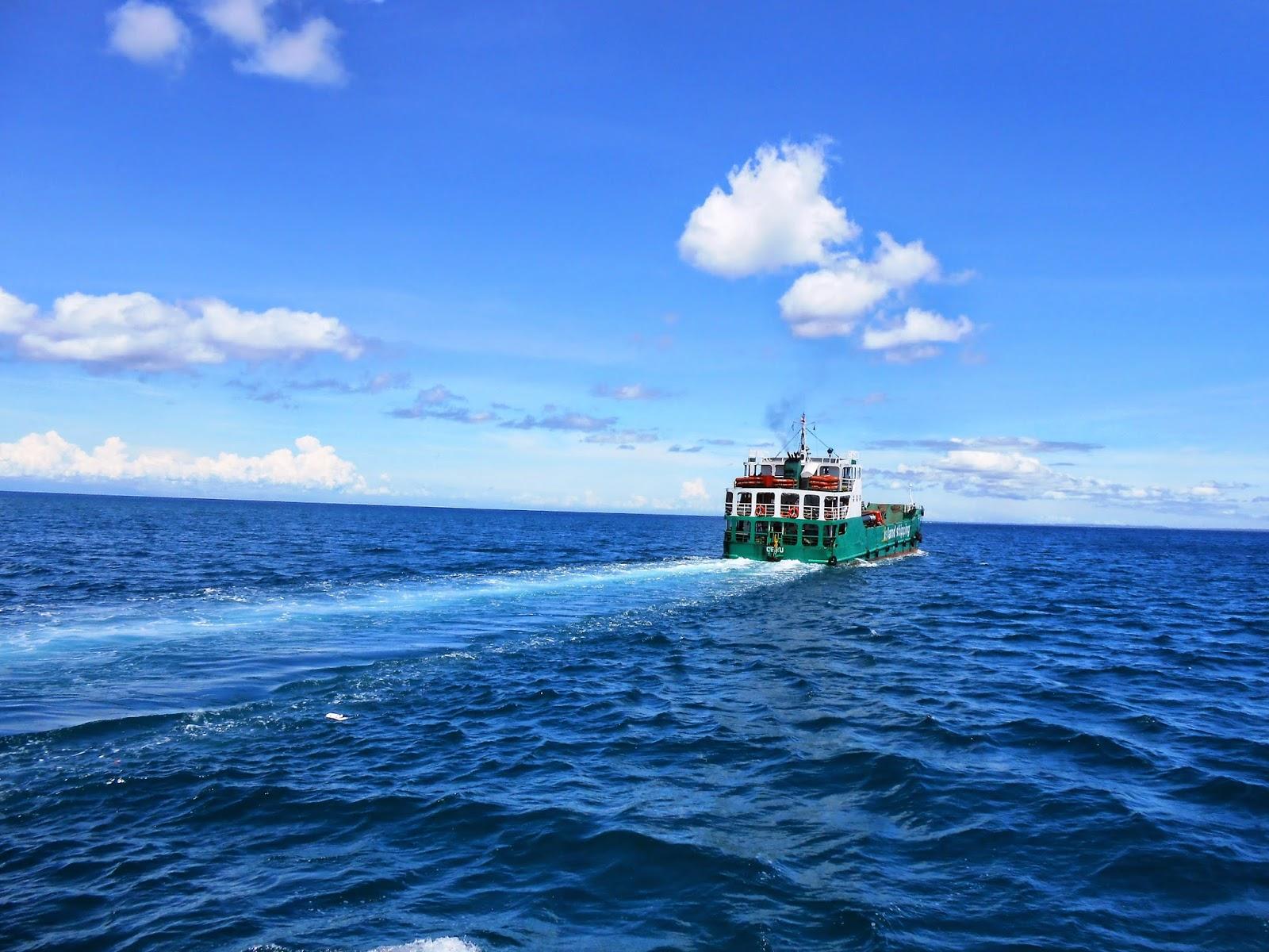 Laagan Kaayo in Bantayan Island