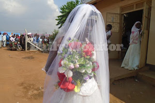 Attempt To Marry A 15 Year old Girl With N17,000 and a goat Foiled By Policemen In Uganda
