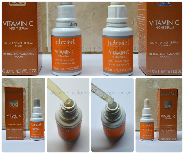Idraet Vitamina C Serum Noche Expo Estetica Expoestetica