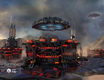 Dominator Planet