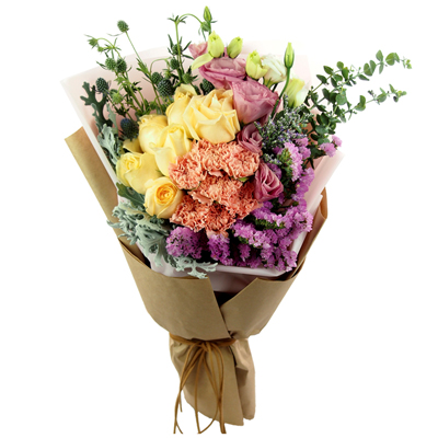 Picking The Right Hand Bouquet